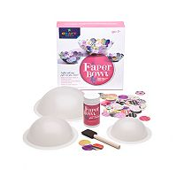 Craft-tastic Paper Bowls Kit
