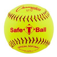 Champion Sports 12 pk12 in Safety Softballs