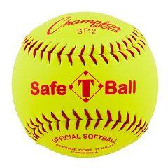 Champion Sports 12-pk. 12-in. Safety Softballs