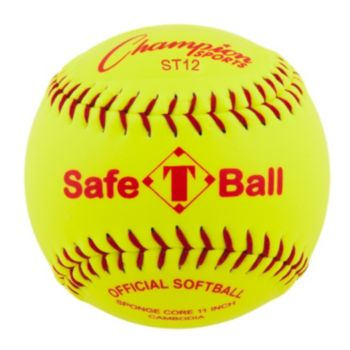 Champion Sports 12-pk. 12-in. Safety Softballs