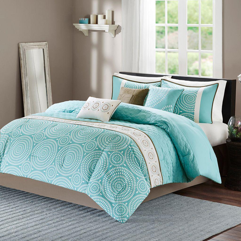 Madison Park Pandora 7-pc. Comforter Set