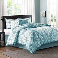 Madison Park Francesca 7 pc Comforter Set