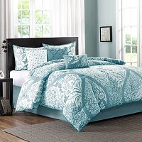 Madison Park Francesca 6 pc Duvet Cover Set