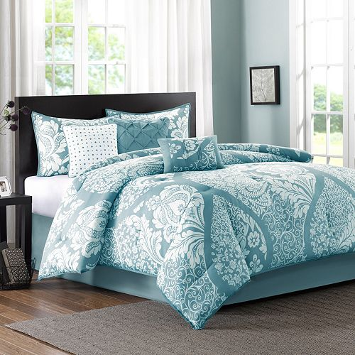 Madison Park Francesca 6-pc. Duvet Cover Set