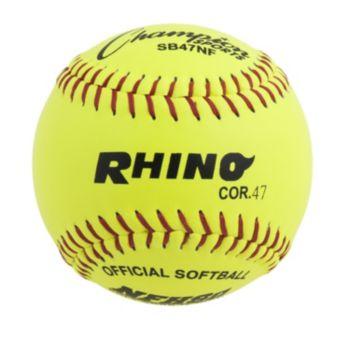 Champion Sports 12-pk. 12-in. Leather Softballs