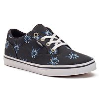 Vans Winston Girls' Suede Skate Shoes