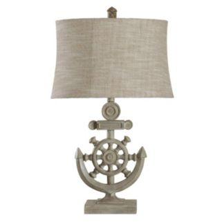 StyleCraft Nautical Table Lamp