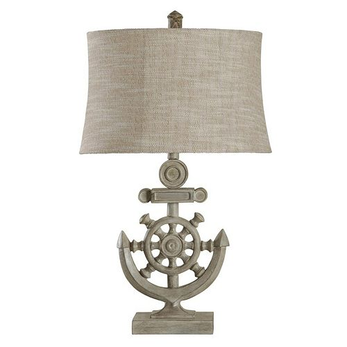StyleCraft Nautical Table Lamp