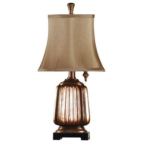 StyleCraft Antique Table Lamp