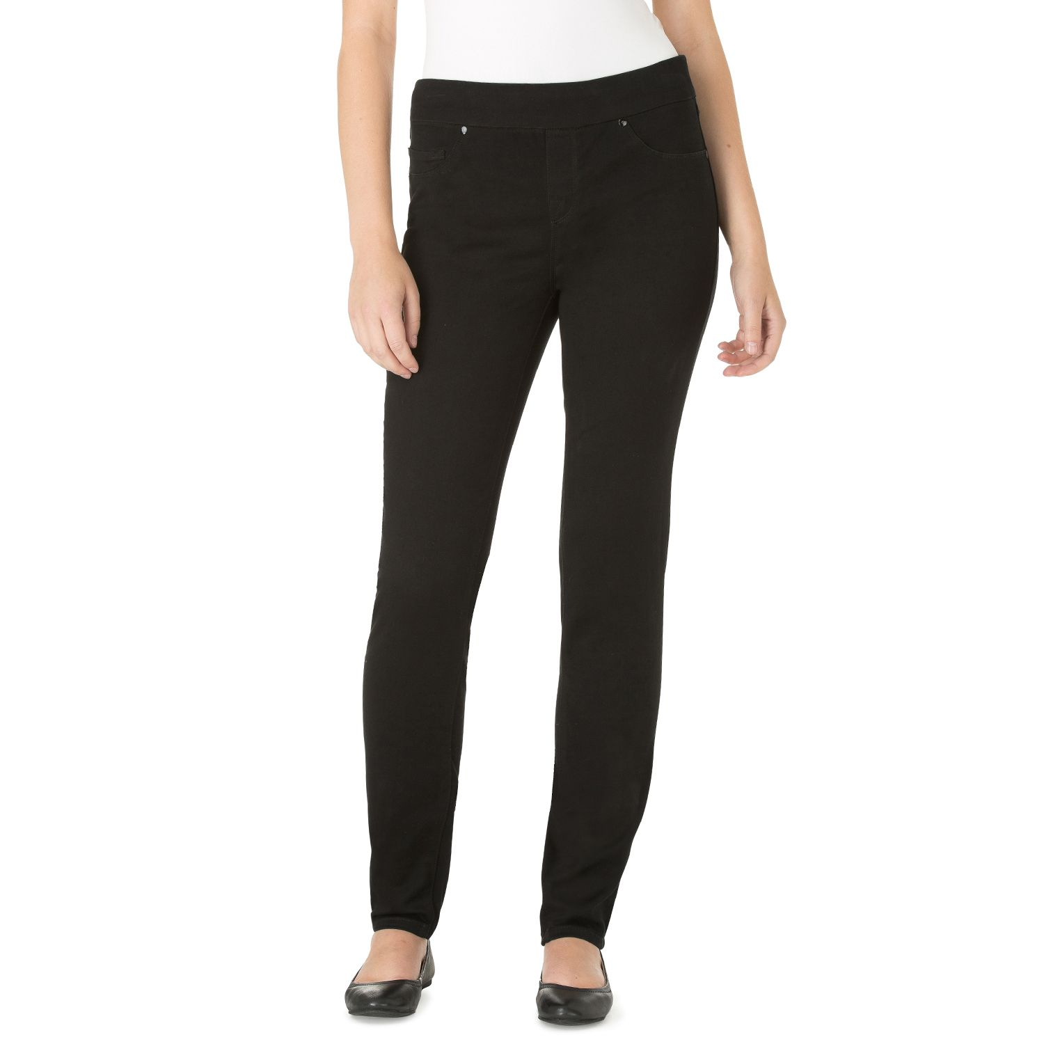 Womens Haggar? Sublime Comfort Pull-On Jeggings