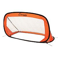 Champion Sports 2 pc Soccer Pop-Up Goal Set