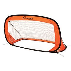 Champion Sports 2-pc. Soccer Pop-Up Goal Set