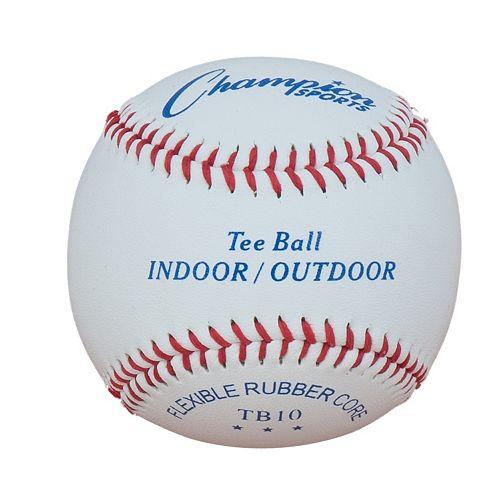 Champion Sports 12-pk. Tee Balls - Youth