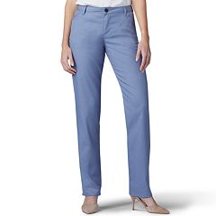 7b454123e9 Women s Lee Relaxed Fit Straight-Leg Pants
