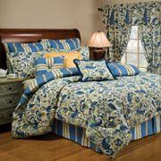 Waverly Imperial Dress 4 pc Reversible Comforter Set