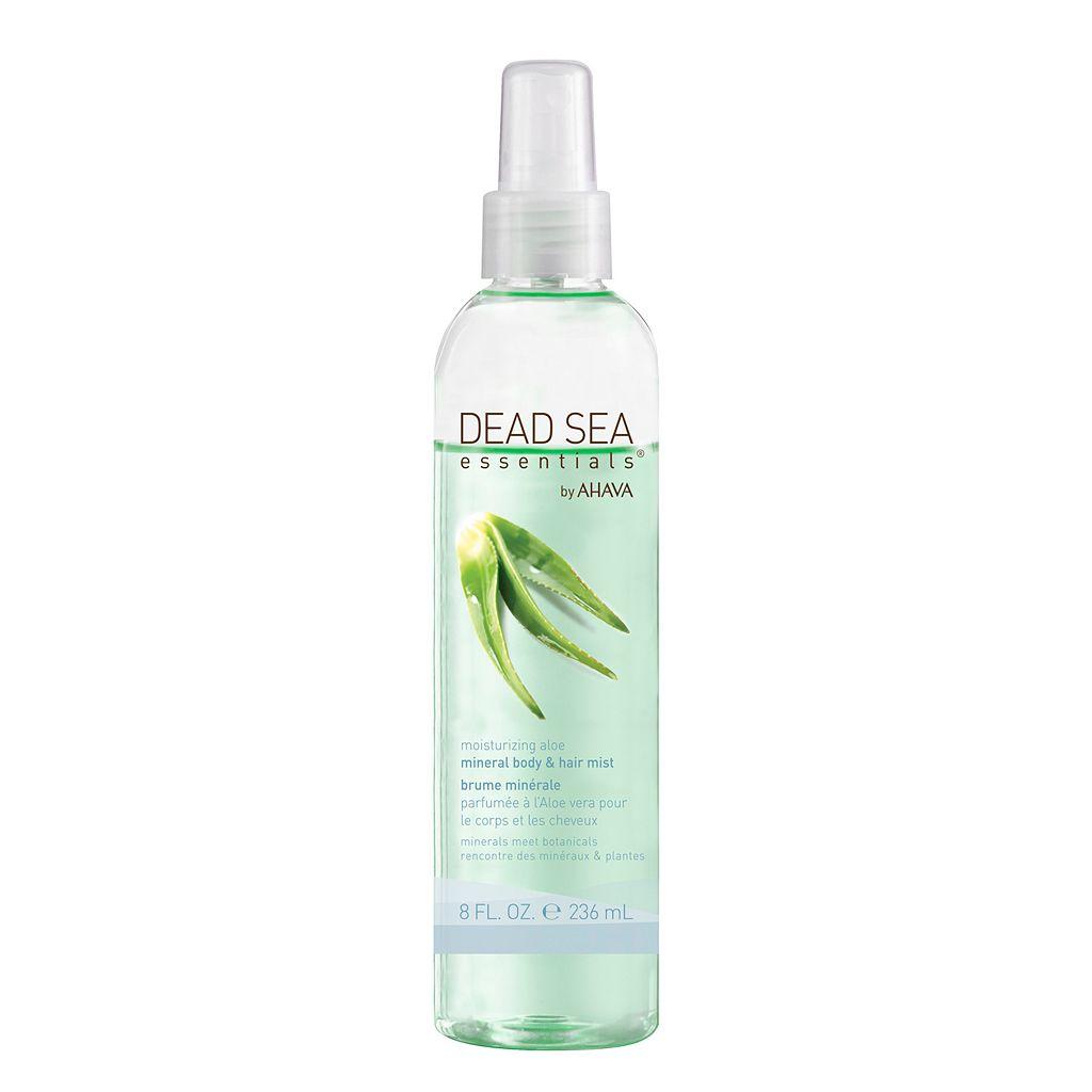 Dead Sea Essentials by AHAVA Moisturing Aloe Mineral Hair & Body Mist