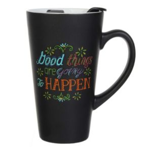 "16-oz. ""Good Things Are Going To Happen"" Mug"