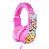 Shopkins Kids Headphones by Sakar
