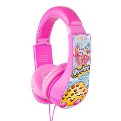 Shopkins Kids Headphones by Sakar