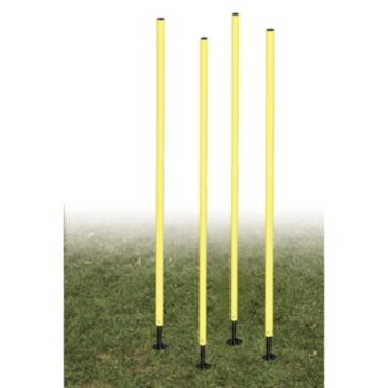 Champion Sports Outdoor Agility Pole Set