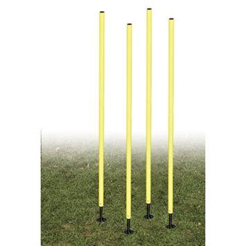 Champion Sports Outdoor Agility Pole Set