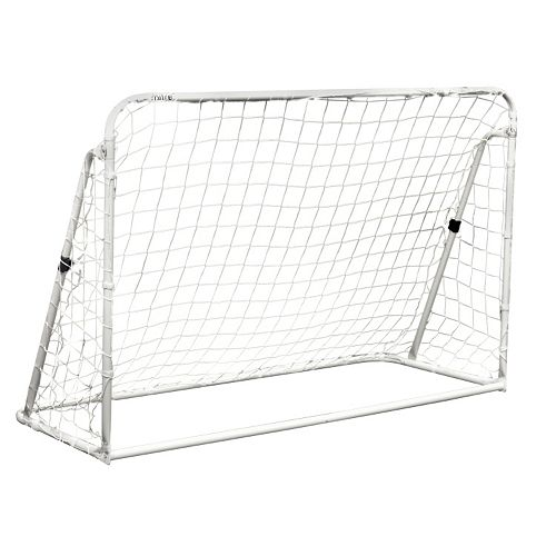 Champion Sports Soccer 3-in-1 Trainer Goal Set