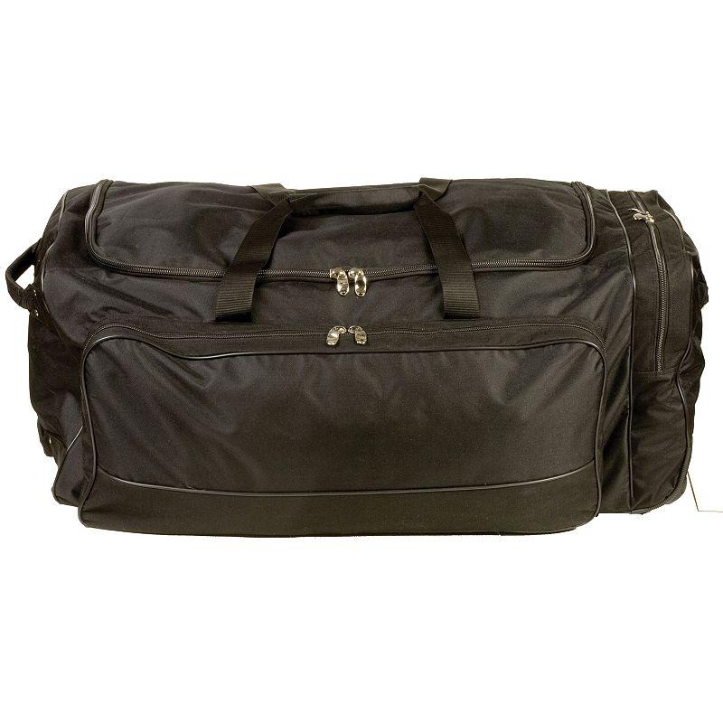 Champion Sports Wheeled Team Equipment Bag, Adult Unisex, Multicolor