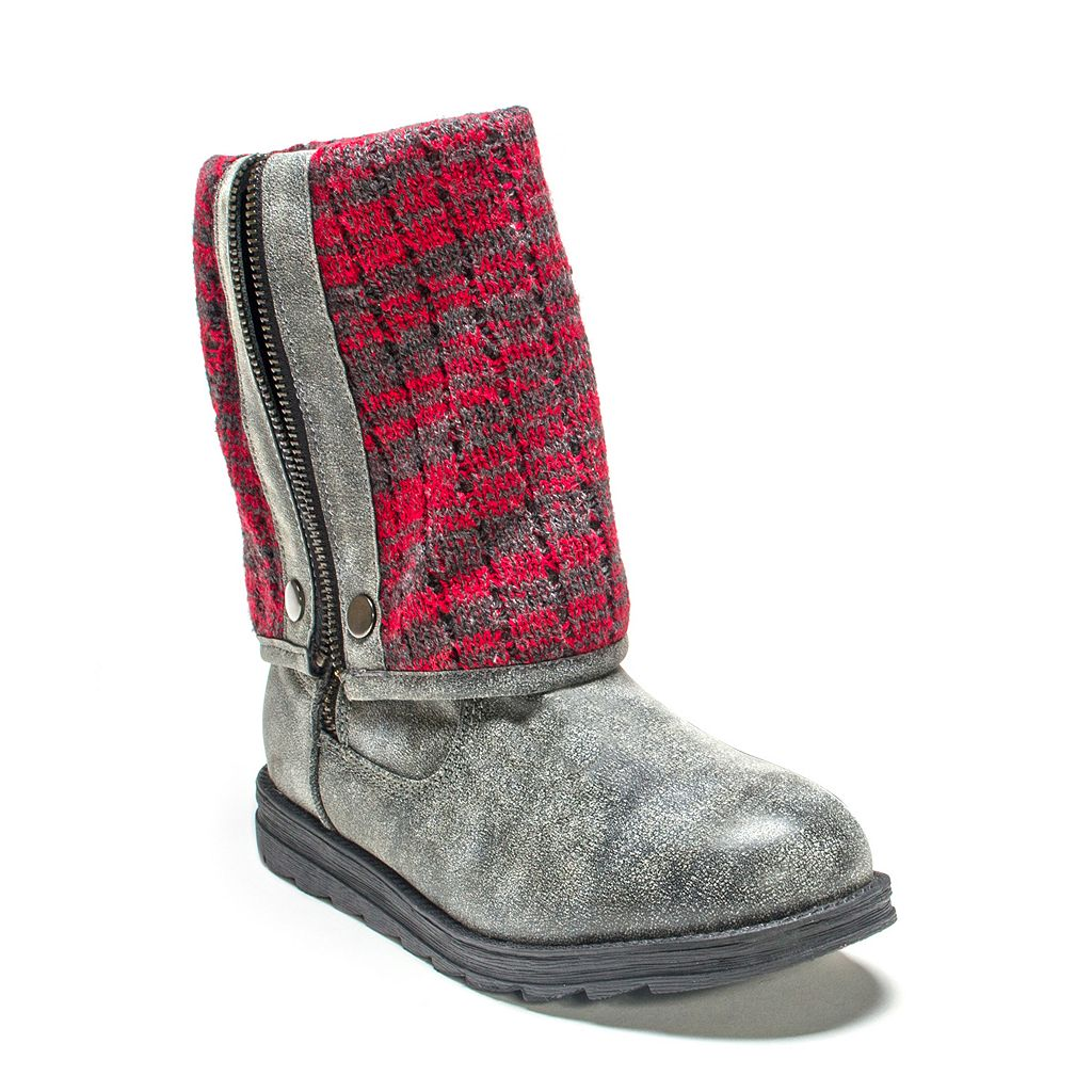 MUK LUKS Demi Women's Knee-High Boots