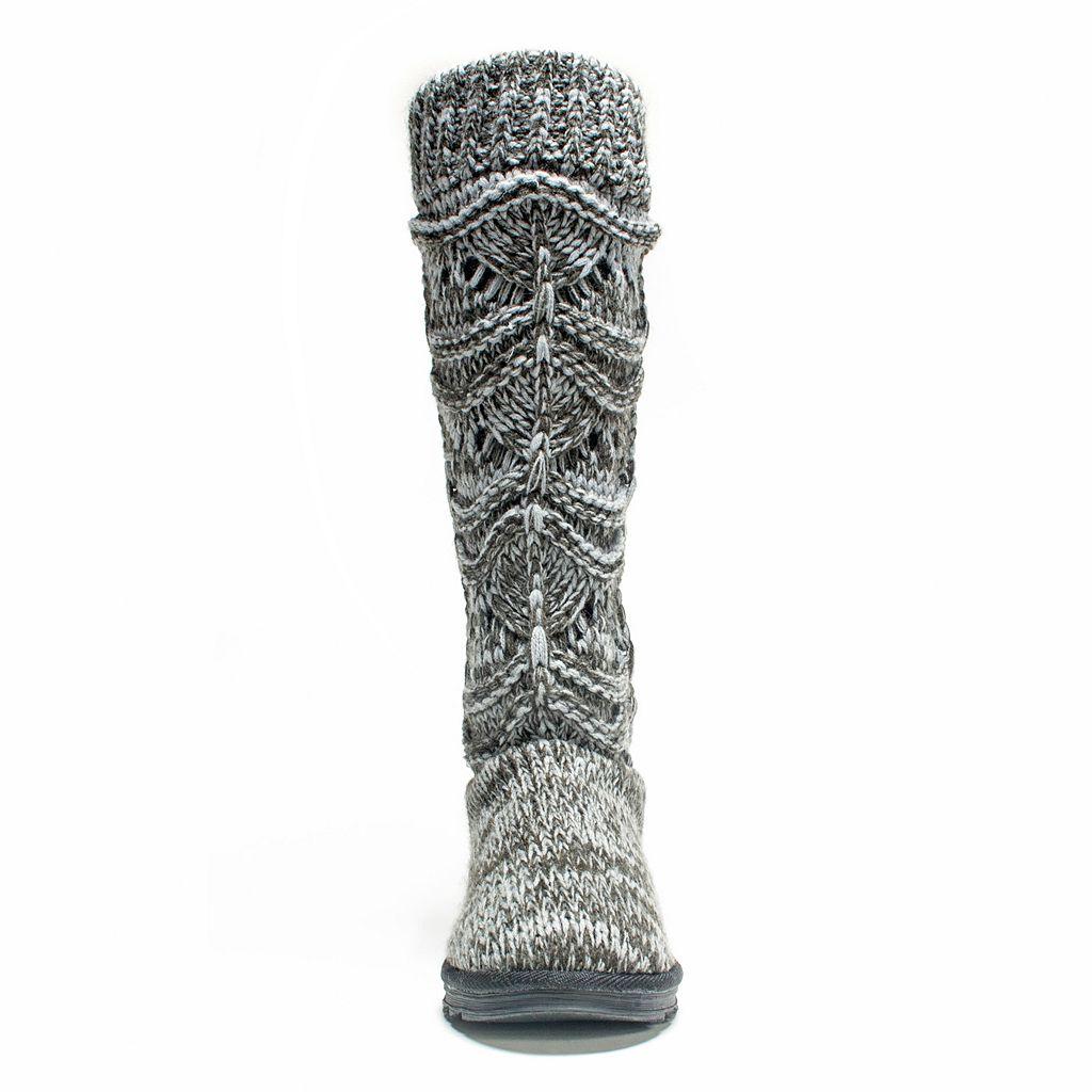MUK LUKS Jamie Women's Sweater Boots