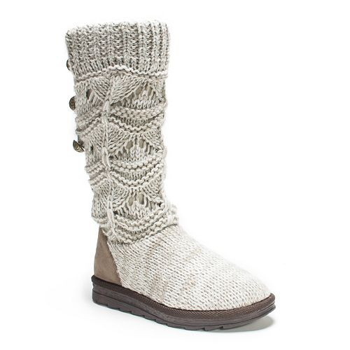 MUK LUKS Jamie Women's Sweater Boots
