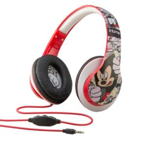 Disney's Mickey Mouse Over-Ear Headphones by iHome