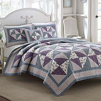 Laura Ashley Lifestyles Selena Quilt