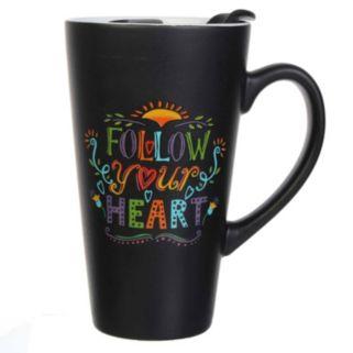 "16-oz. ""Follow Your Heart"" Mug"