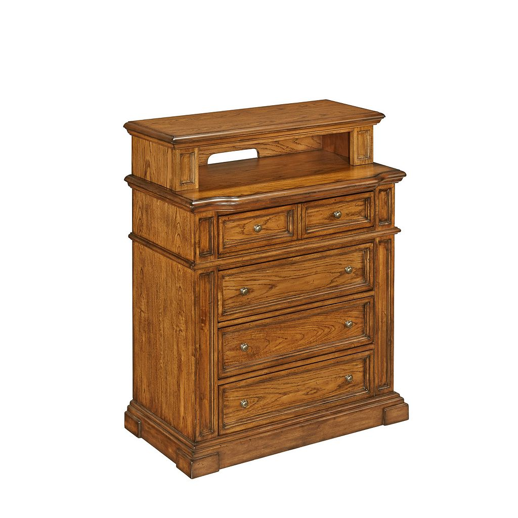 Home Styles Americana TV Stand Dresser