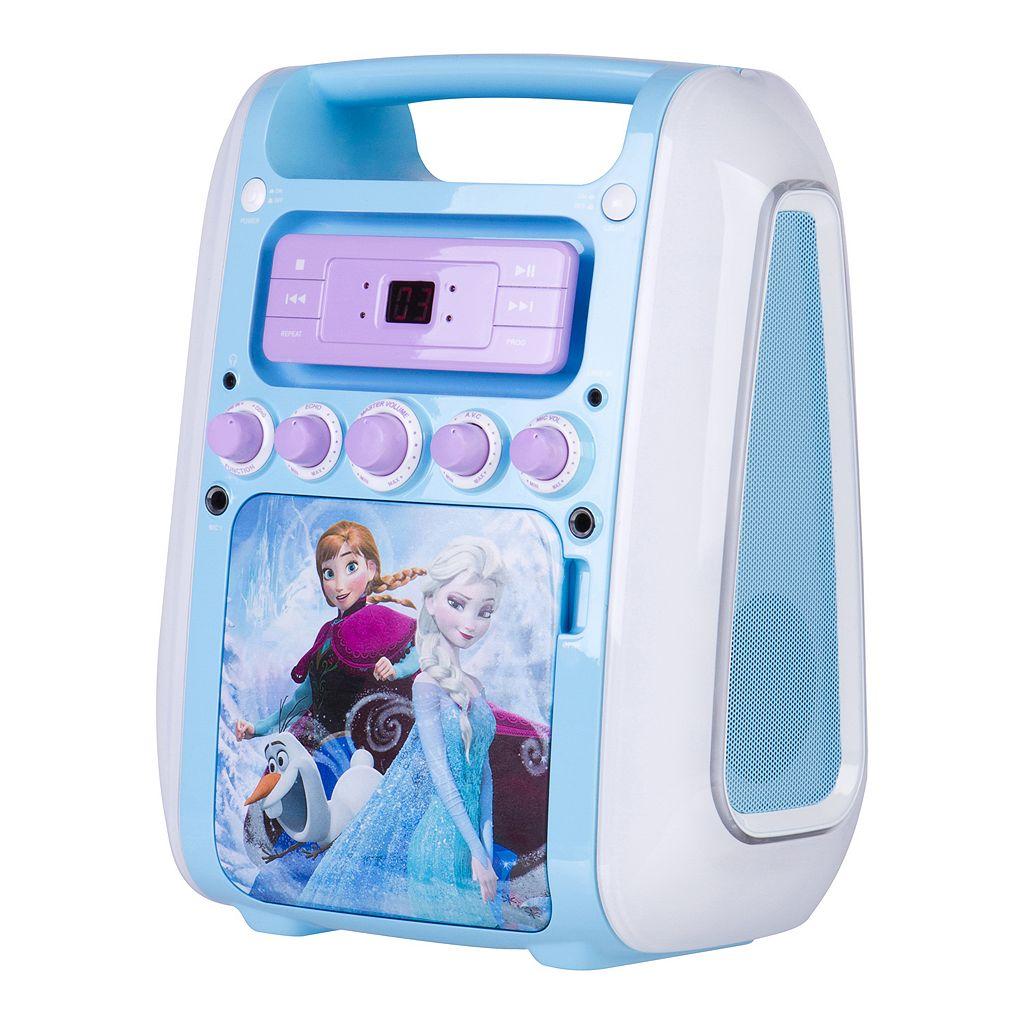 Disney's Frozen Illuminating Karaoke Machine by Sakar