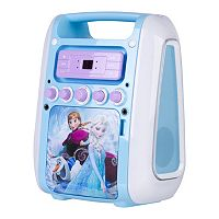 Disney's Frozen Illuminating Karaoke Machine by Sakar