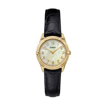 Timex Women's Main Street Easton Avenue Leather Watch - TW2P76200JT