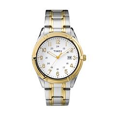 Timex Men's Easton Avenue Two Tone Stainless Steel Watch - TW2P76500JT