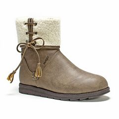 MUK LUKS Shirley Women's Ankle Boots