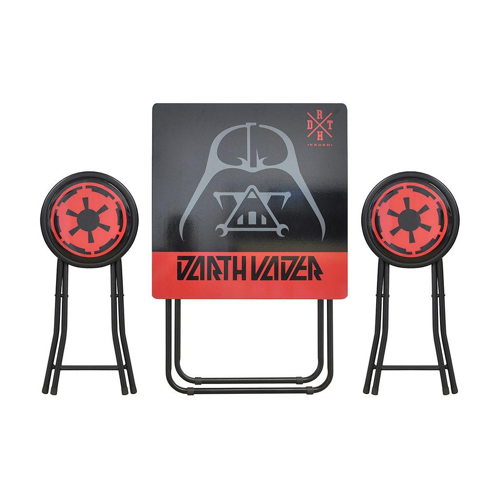 Star Wars Darth Vader Table & Stools Set