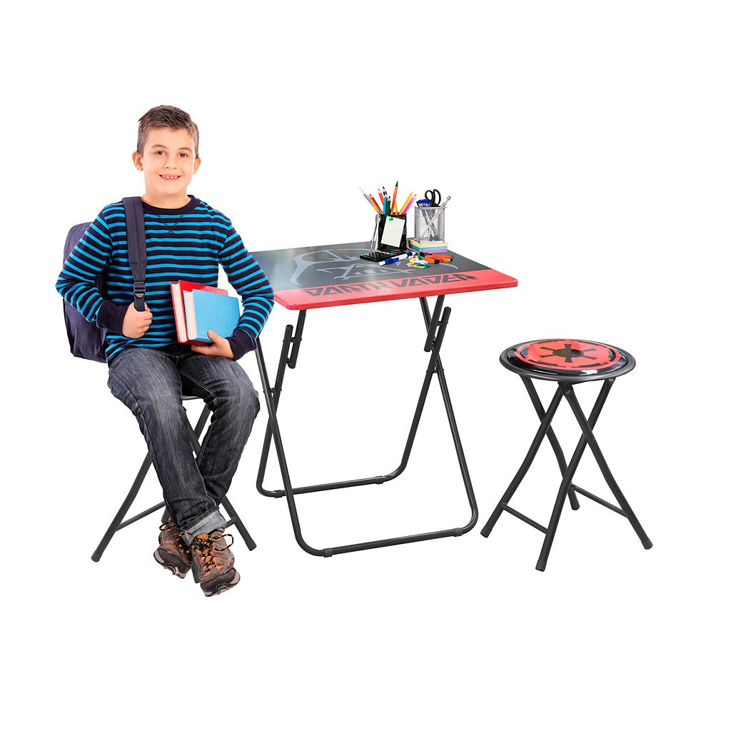 Star Wars Darth Vader Table & Stools Set