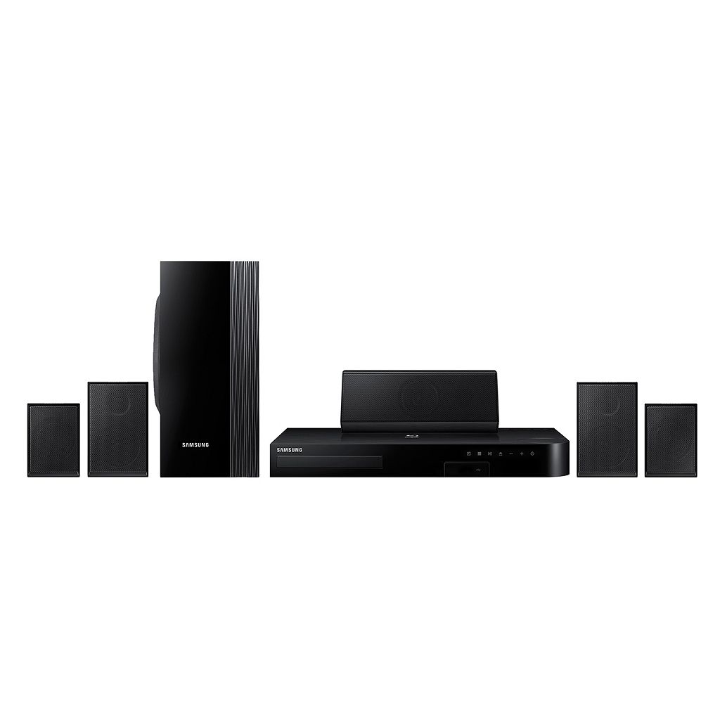 Samsung 5.1 Channel Blu-ray Home Theater System