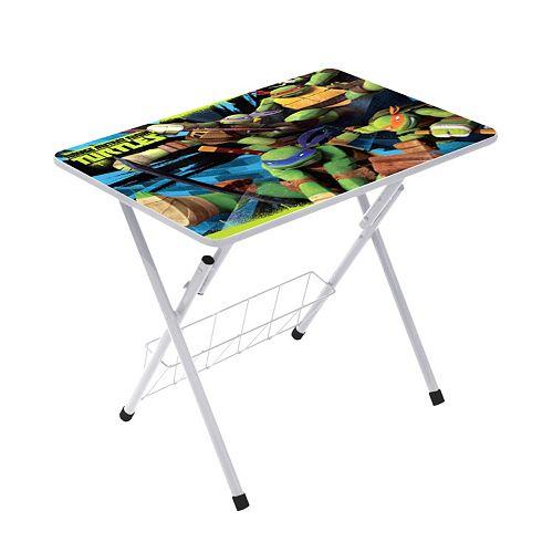 Stupendous Teenage Mutant Ninja Turtles Activity Desk Chair Set Ibusinesslaw Wood Chair Design Ideas Ibusinesslaworg