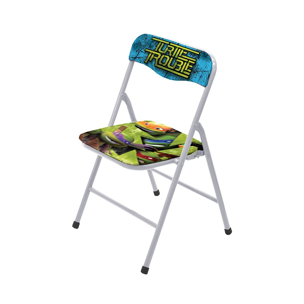 Teenage Mutant Ninja Turtles Activity Desk & Chair Set
