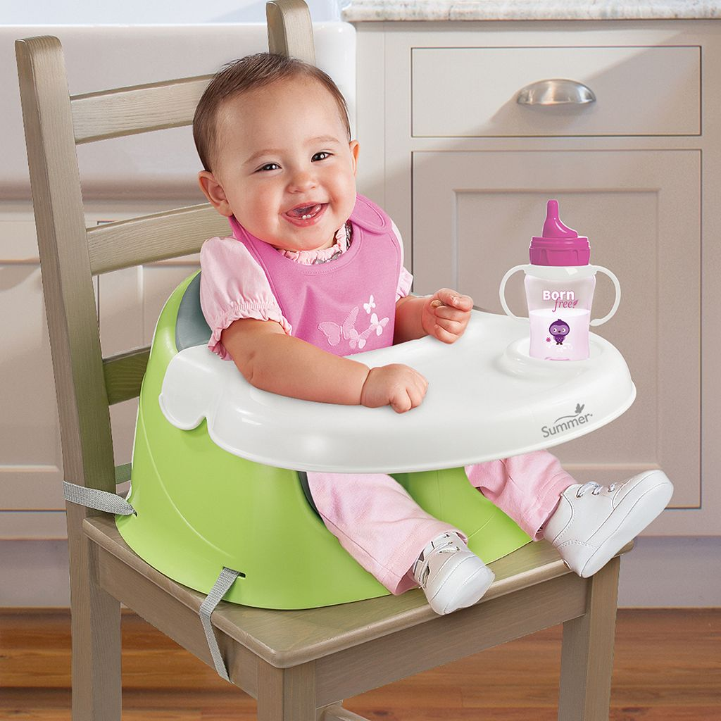 Summer Infant SupportMe Booster Seat