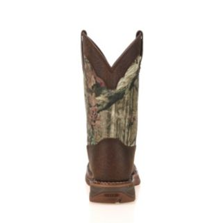 Durango Workin' Rebel Mossy Oak Men's 11-in. Western Boots