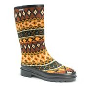 MUK LUKS Anabelle Women's Knee-High Rain Boots