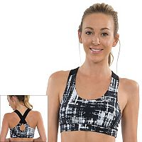 Colosseum Bra: Circuit Medium-Impact Sports Bra BCTB30437P
