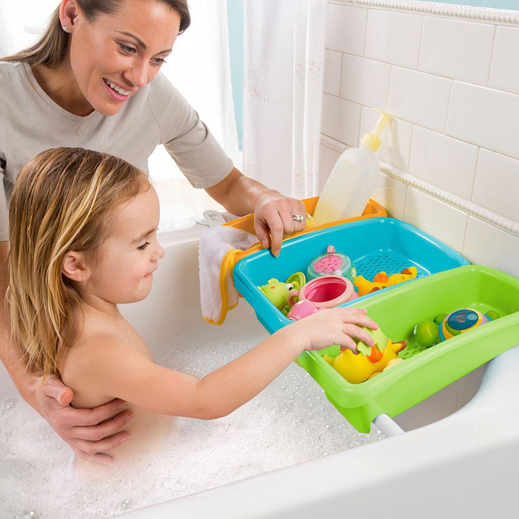 Summer Infant Stay Tidy Bath Toy Organizer