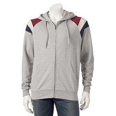 Men's Chor Knitted Full-Zip Jacket